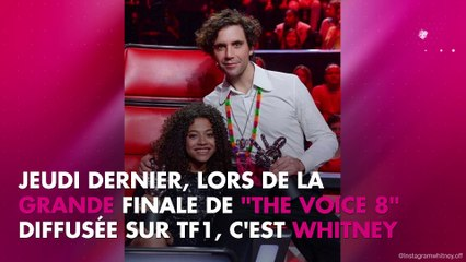 """The Voice : Mika """"fier"""" de Whitney, il lui dédie un message touchant sur Instagram"""