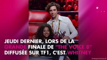 "The Voice : Mika ""fier"" de Whitney, il lui dédie un message touchant sur Instagram"
