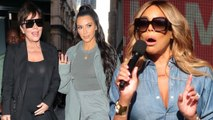 Wendy Williams Hangs Out With Kim & Kris Despite Previous Fight