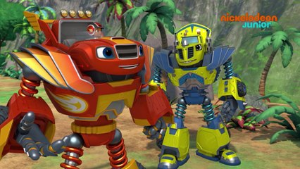 The Latest Blaze And The Monster Machines Videos On Dailymotion