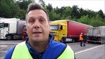 Un contrôle routier conjoint entre les douanes suisses, françaises et la DREAL