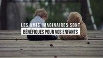 Les amis imaginaires sont bénéfiques pour les enfants