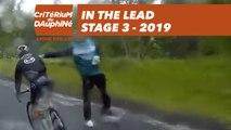 In the lead - Étape 3 / Stage 3 - Critérium du Dauphiné 2019