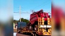 Acidente com morte: vídeo registra veículo que pode ter rompido cabos na Av. Piquiri
