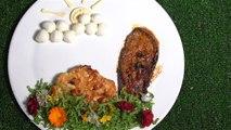 Vegan grillen: Würziges Gemüse