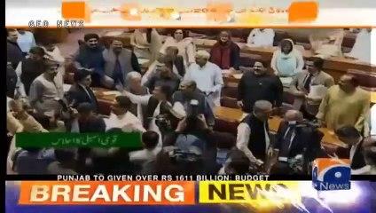 Imran Khan in happy mood