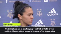 (Subtitled) 'What we did vs Japan was historic' Argentina