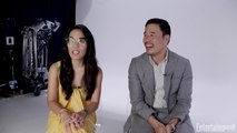 Ali Wong and Randall Park Test Their Netflix Rom-Com Knowledge