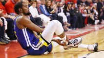 'Ridiculous' and 'Distasteful': Raptors Fans Cheered KD's Injury