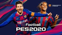 eFootball  PES 2020 - Trailer d'annonce E3 2019