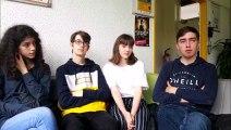 Des lycéens de Schumann et Fabert racontent le camp d'Auschwitz