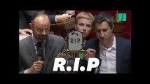 RIP sur ADP: François Ruffin et Édouard Philippe croisent le fer à l'Assemblée