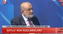 Temel Karamollaoğlu isyan etti
