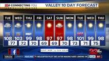 Monday morning forecast 6/11/19