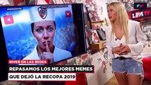 River en las redes - Los festejos de la Recopa 2019