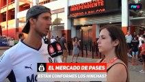 #IRTV Fan Cam: Los hinchas y el mercado de pases