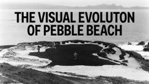 The Visual Evolution of Pebble Beach