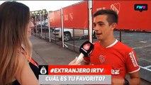 #IRTV Fan Cam ¿Tu extranjero favorito?