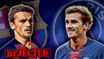 Antoine Griezmann FORCED To Sign For PSG After Barcelona REJECTION?! | W&L