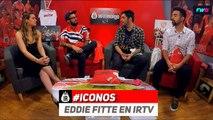 #IRTV Íconos: Eddie Fitte eligió sus jugadores preferidos del plantel