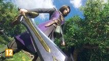 Super Smash Bros. Ultimate - Bande-annonce du Héros de Dragon Quest