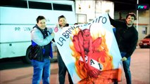 #UnApodoParaMiño - Los hinchas en la cancha