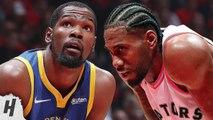 Golden State Warriors vs Toronto Raptors - Full Game 5 Highlights - June 10, 2019 NBA Finals