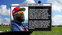 Update on the condition of David Ortiz