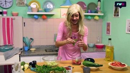 Caro Pardíaco cocina raw