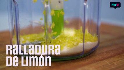 Cuadraditos de Limón