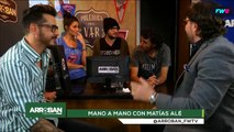 Matías Alé con Alexis: su paso con Graciela Alfano por el programa de Chiche Gelblung