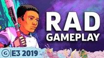 RAD - 10 Minutes Of Combat And Exploration | E3 2019