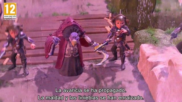 The Dark Crystal: Age of Resistance - Tactics - Anuncio