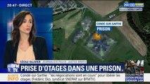 Condé-sur-Sarthe: ce que l'on sait du preneur d'otages