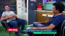 Leo Astrada con Roque: la rivalidad con Guillermo Barros Schelotto