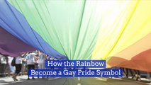 Where The Rainbow Pride Flag Came From