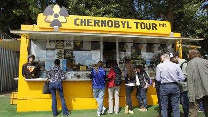 Chernobyl Has Become A Tourist Hotspot