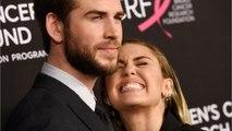 Miley Cyrus Celebrates 10 Year Anniversary With Liam Hemsworth