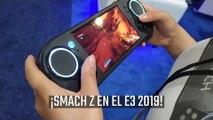 E3 2019 - Probando Smach Z