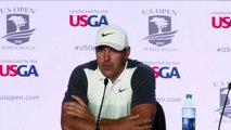Brooks Koepka speaks ahead of the U.S. Open