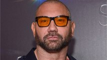 Dave Bautista Addresses His Relationship With Disney After James Gunn Incident