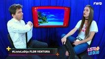 Flor Ventura con Diego Scott en Listo Lo Dijo - #08