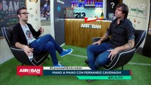 "Fernando Cavenaghi con Alexis: ""Con Trezeguet no soy amigo pero nunca tuvimos problemas"" - Arroban #217"