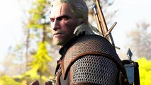 THE WITCHER 3 WILD HUNT COMPLETE EDITION Bande Annonce de Gameplay