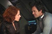 'Avengers' Writer Reveals Why Black Widow-Hulk Romance Was Cut