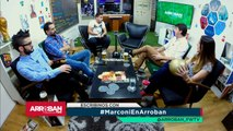 Guillermo Marconi entrevistado por Juan Marconi y los sillonistas - Arroban #193