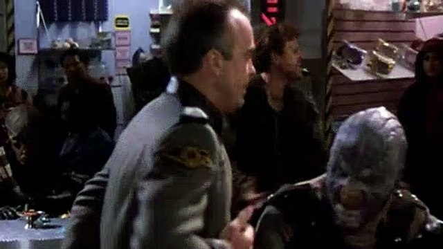 Babylon 5 Season 2 Episode 5 The Long Dark