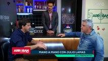 """Julio Lamas con Alfre: """"Con Hernández fuimos ayudantes uno del otro, no por ser abnegados, sino porque el equipo está por encima de todo"""" - Arroban #179"""