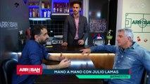 """Julio Lamas con Ernesto: """"Cuando una competición se organiza con situaciones políticas y dirigenciales, la cosa no funciona"""" - Arroban #179"""