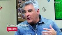 """Julio Lamas: """"Lo extraordinario de esta Selección son los 15 años de permanencia con el mismo núcleo"""" - Arroban #179"""